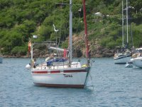 Taras, English Harbour, Antigua