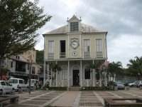 Haus in St. Pierre, Martinique